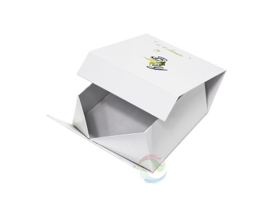 Shenzhen small cardboard folding premium scarf gift box paper