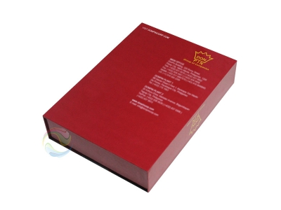 2016 new high quality 5x7 gift box ,eco friendly wholesale paper box