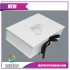 Manufacturers Import Recycled Rigid Plain Decorative Print White Color Hard Cardboard Box