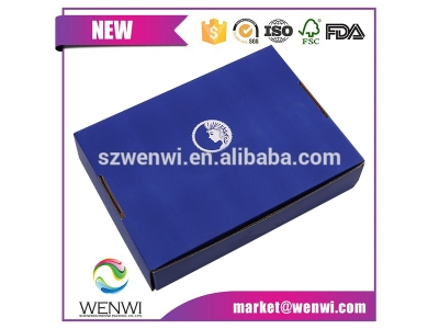 latest product of china wholesale cardboard box corrugated cardboard box ,currugated box
