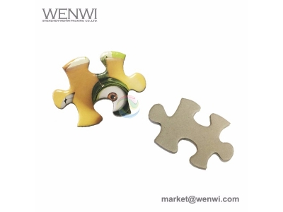 Shenzhen Suppliers Custom Paper Puzzle Small Toys